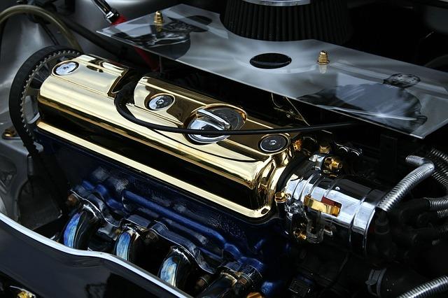 Silnik auta